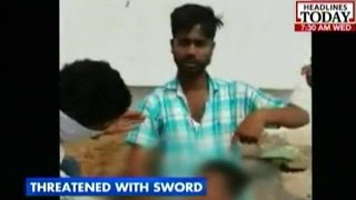 Video: Class 9 Student Beaten Up By Goons In Haryana