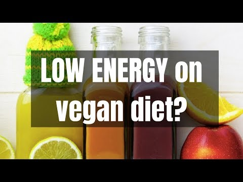 Do Vegans Have Less Energy And Feel Weak? Yes: If They Do This