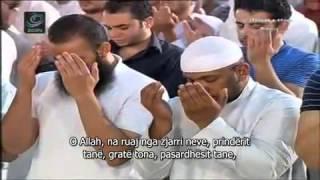 Dua-e-qunoot: Shaykh Mishary Rashid Al-Afasy.avi