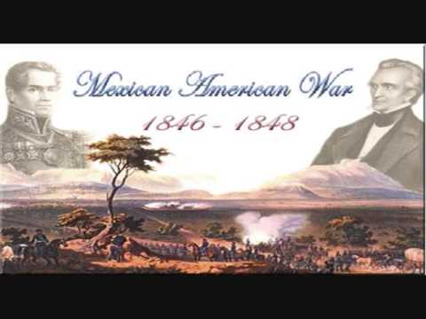 James K Polk Texas History Video