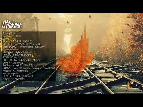 "♫ ""Serenity"" - Korean Chill Playlist | KChill/KRnb | Study/Relax/Sleep - [M4KNAE]"