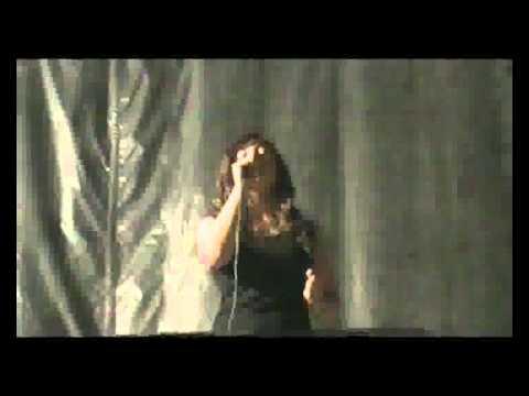 Concurso Karaoke - Outeiro Jusão - A Vencedora - Andreia