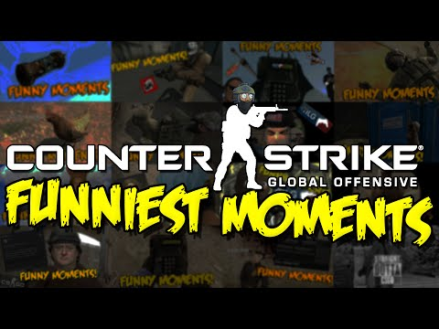 CS GO FUNNIEST MOMENTS  By AzzyTheMLGPro ( Counter strike Funny Moments)