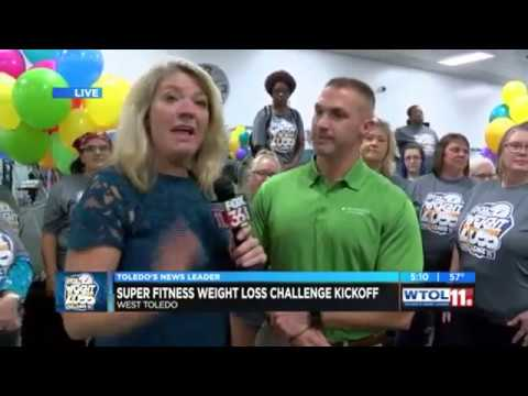 Wtol Super Fitness Weight Loss Challenge Youtube