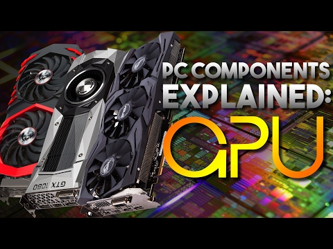 Computer Components Explained Graphics Cards