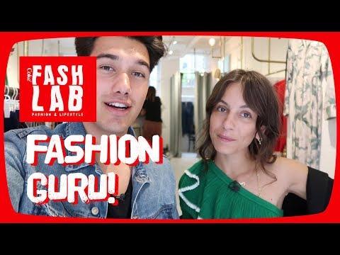 LIZZY VAN DER LIGT geeft style advies! | FashLab #11