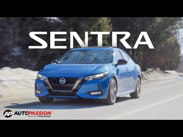 2020 Nissan Sentra - La Nouvelle Reine Des Compactes - Essai Routier - AutoPassion