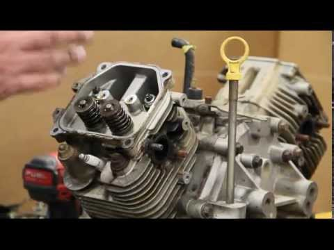 Installing the Ductile Iron Stroker Crank Package in a V-Twin Engine