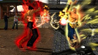 [TAS] Tekken Tag Tournament - Jin / Heihachi