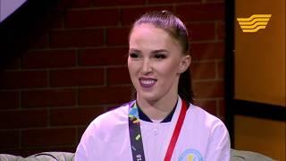 Гузалия Гафурова - Каратэдан Азиада чемпионы - Кызык Times