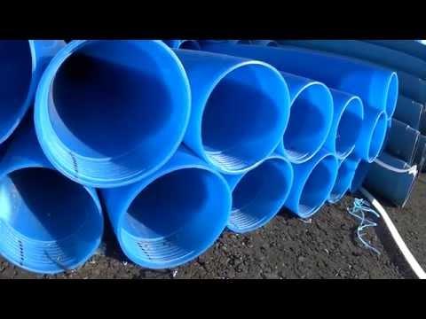 Обсадные полипропиленовые трубы для скважин на воду - ПромПолимерСервис