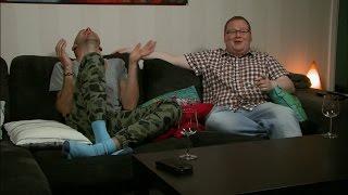 daniel och shaun ger helt fel rd till lyxfllan deltagaren tv soffan tv4