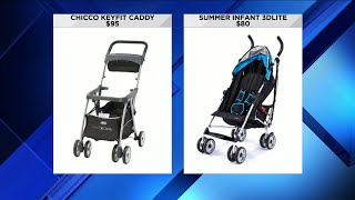 Consumer Reports announces top strollers of 2018