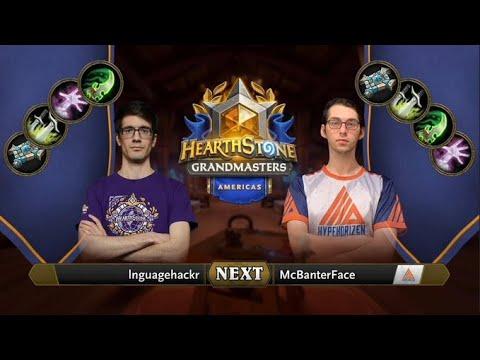Download lnguagehackr vs McBanterFace | 2021 Hearthstone Grandmasters Americas | Final | Season 2 | Week 5