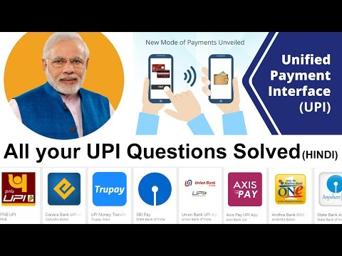 [SOLVED] What is UPI? Unified Payment Interface Explained #Digitalindia