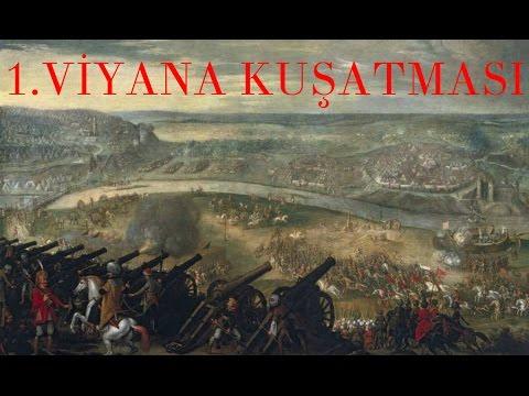 1.Viyana Kuşatması /TARİHİNİ SEVEN ADAM