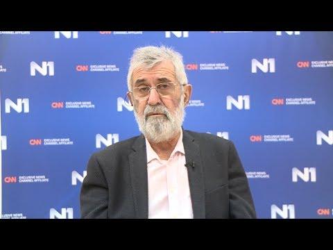 Popov za N1: Ne treba velika energija da se spreči članstvo BiH i Srbije u NATO-u
