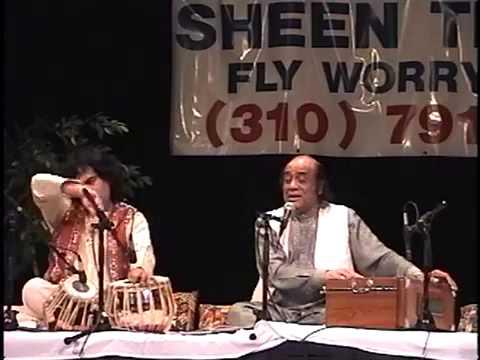Tribute to Ustad Mehdi Hassan - Gulon Mein Rang Bhare do Sharmeely Nain