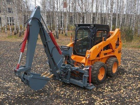 MIX Навесное оборудование на погрузчики Bobcat