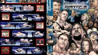 WWE Survivor Series 2004 Theme Song Full+HD