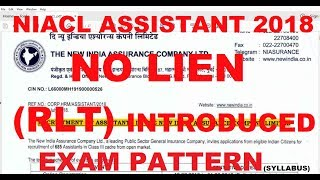 NIACL Assistant 2018 Notification OUT || 685 VACANCIES  || EXAM PATTERN & SYLLABUS