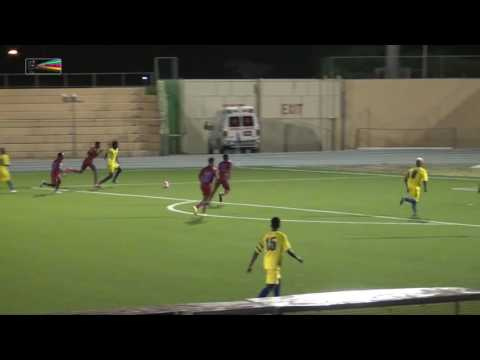 Haiti vs St. Lucia U-20 Highlights CFU Qualification Match Caribbean Cup date 22 10 2016