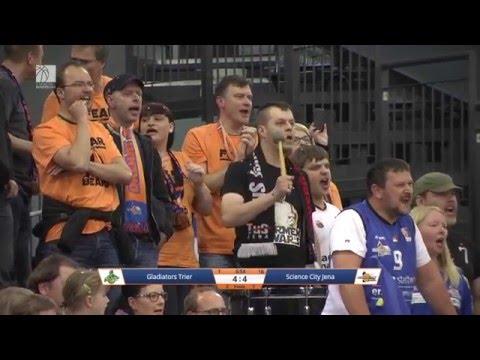 54sport - Gladiators Trier vs. Science City Jena - Pro A Basketball