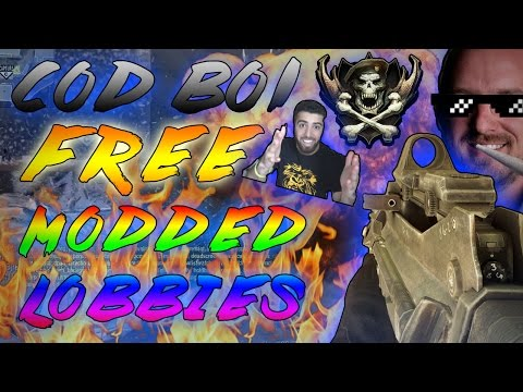 HOW TO GET IN FREE MODDED LOBBIES ONLINE ON CALL OF DUTY BLACK OPS 1 (XBOX 360 AND ONE) (WORKS 2016)