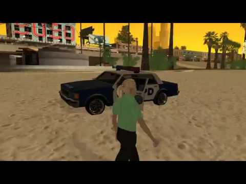 Grand Theft Auto San Andreas  || Graphic mods || WTLS ||
