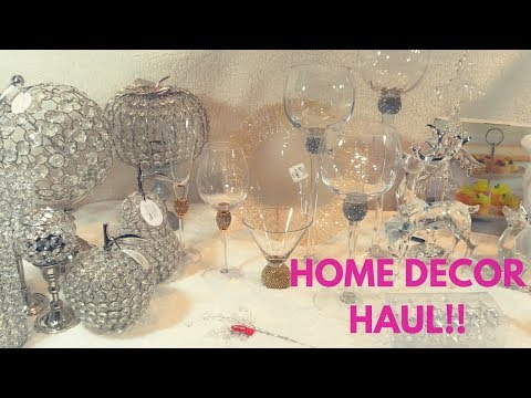 HUGE GLAM HAUL: HOBBY LOBBY, HOME GOODS, PIER ONE, ROSS & TUESDAY MORNING-HOME & CHRISTMAS DECOR