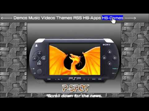 How to download music directly from your psp's web browser.