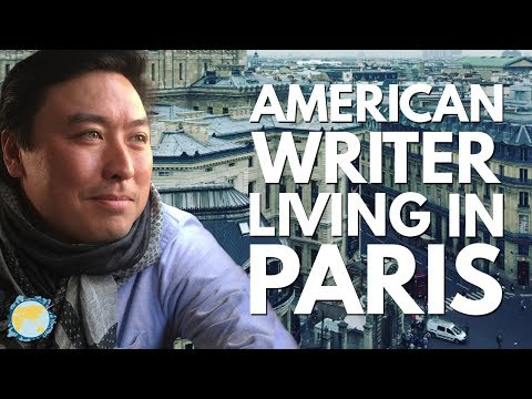 American Writer Living In Paris (Former ENFP Stephen Heiner)
