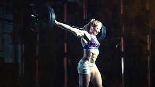 Тренировка звезды кроссфита Энни Торисдоттер / Training Annie Thorisdottir (star crossfit)