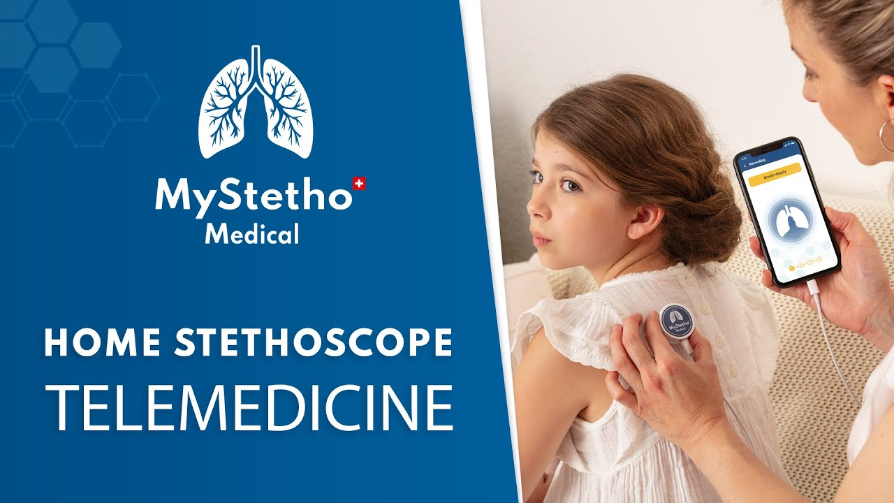 MyStetho: The home stethoscope for telemedicine
