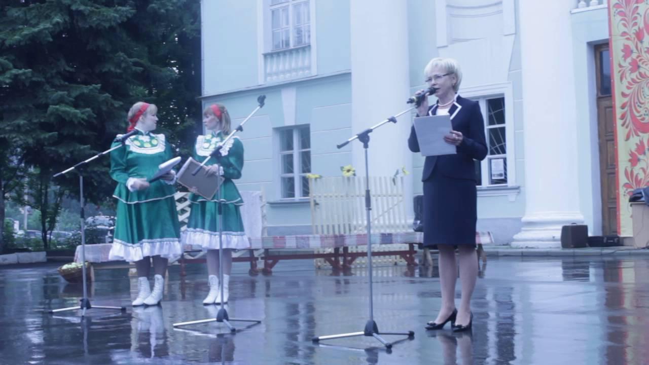 Спасская ярмарка 2016 БОРОВИЧИ