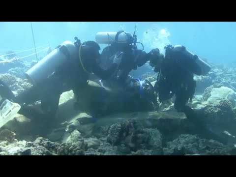 Chinese Archaeologists Sail For First Deep Sea Archaeological Mission