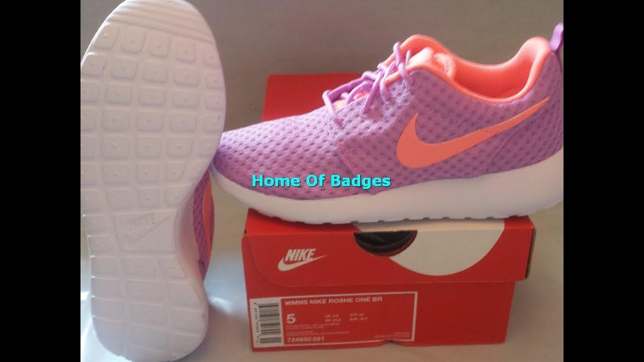 27465327e4f3 20150602 Nike 2015 Q2 Women Roshe One Run BR Fashion Sneaker Shoes ...