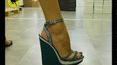 Туфли под вечернее платье - YouTube