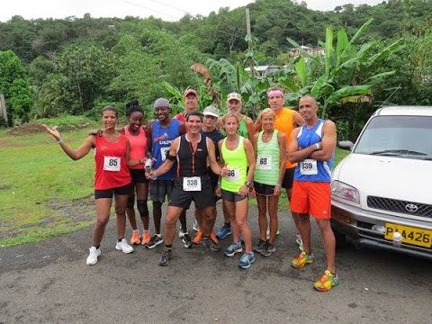 Grenada General Insurance 2014 Half Marathon Video
