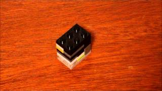 9th Super Small Lego Puzzle Box - 39th Edition