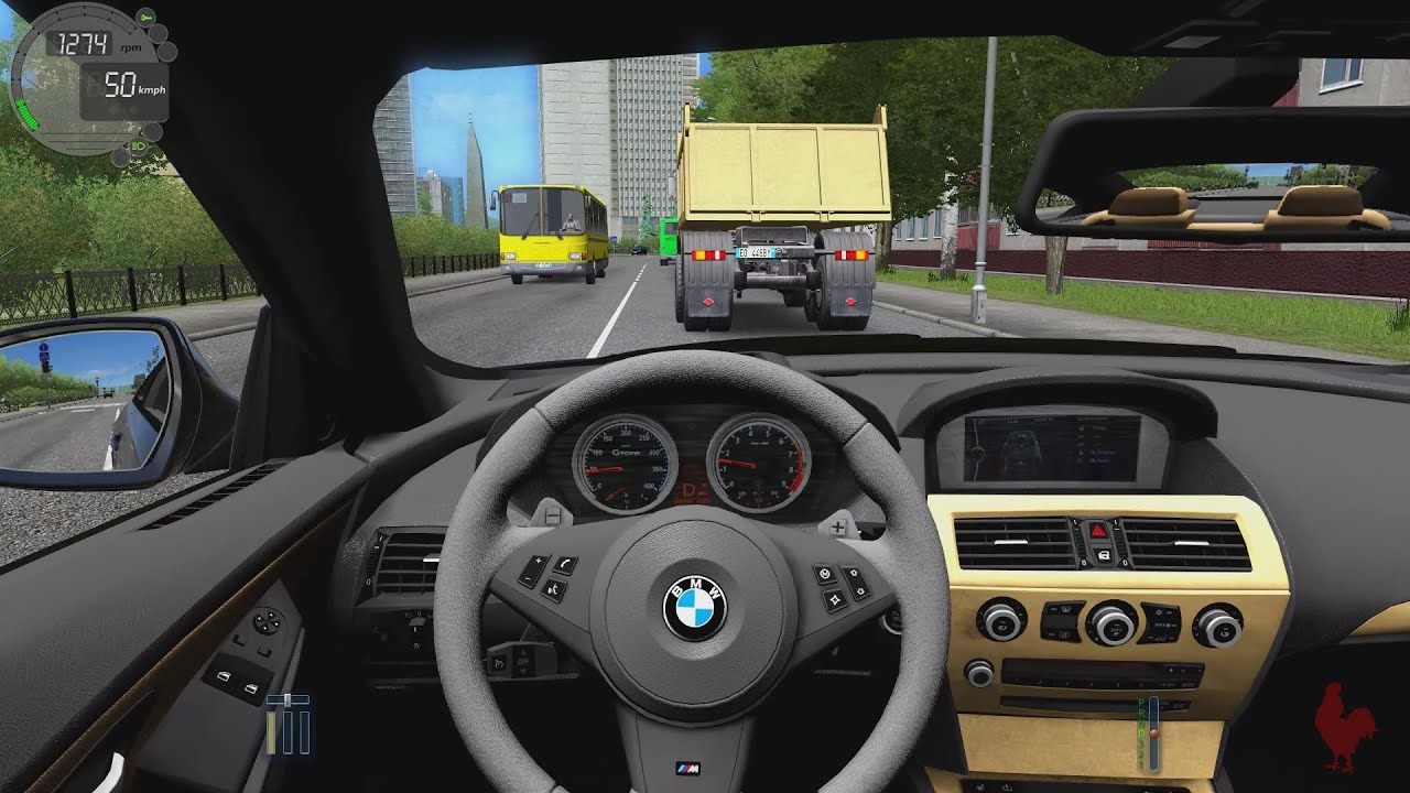 City Car Driving Bmw M6 G Power Hurricane Rr