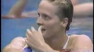 【1988年ソウルオリンピック】競泳 オットー 6冠達成