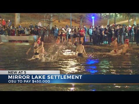 OSU reaches settlement over Mirror Lake jump death