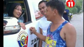 Nuevo alcalde Beng Climaco ya man road test nuevo Vehiculo del Polis