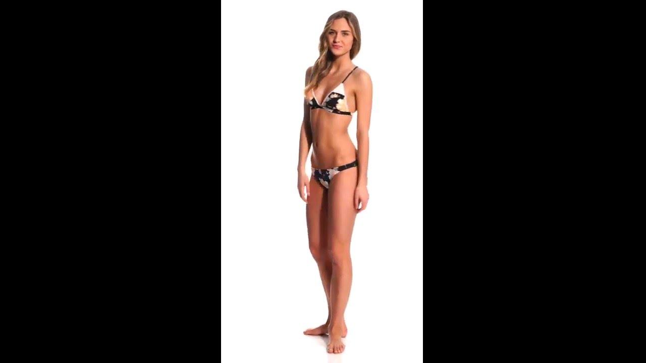 8c384a7077b8d Rhythm Swimwear Seychelles Bralette Bikini Top