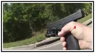 Bullet Grazes Deputy's Head (Phillip Thomas Marsh)   Compilation   United States   20190411
