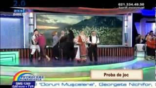 Eugenia Moise Niculae si colegi de cantec - Joc popular