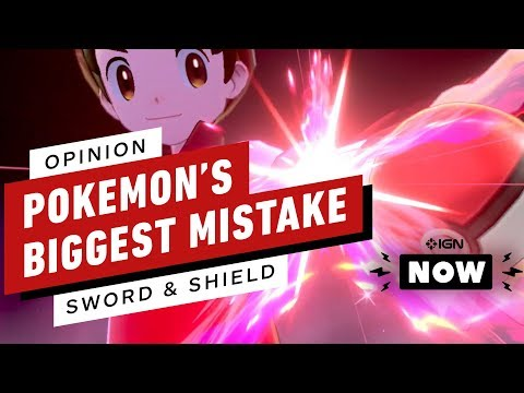 pokemon-sword-and-shield's-biggest-problem---ign-now