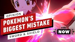 Pokemon Sword and Shield's Biggest Problem - IGN Now