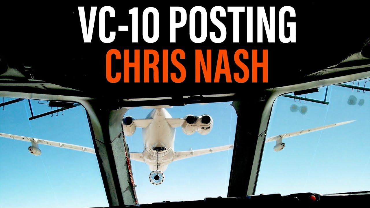 VC-10 Posting | Chris Nash (In- Person Teaser Clip)
